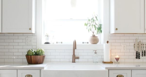 Farmhouse Sink With Divider : Want: wide, open sink with no divider (but not necessarily a farm sink ...