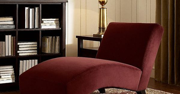 The bella chaise lounge reading room chaise lounges and for Bella chaise dark brown