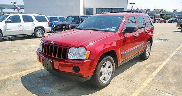 2005 Jeep Grand Cherokee Laredo Houston Tx Jeep Grand Cherokee