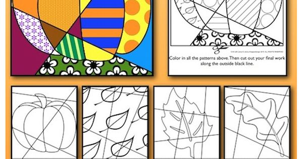 interactive thanksgiving coloring pages - photo#5