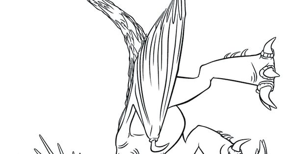 how to train your dragon astrid stormfly colouring in