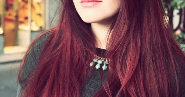 couleur cheveux violet rouge hair pinterest cheveux violet rouge cheveux violets et. Black Bedroom Furniture Sets. Home Design Ideas