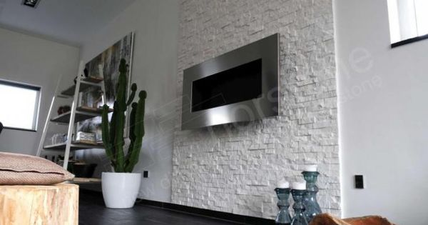 white quartz stacked stone veneer for feature walls gallery norstone