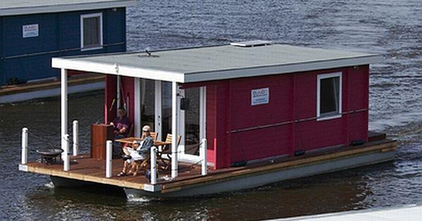 hausboot als ferienwohnung mieten hausboote pinterest ferienwohnung mieten hausboote und. Black Bedroom Furniture Sets. Home Design Ideas