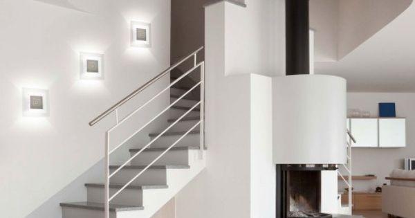 Applique magic de grossmann r f rence 51 752 063 pour votre mont e d 39 escalier luminaires - Montee trap ...