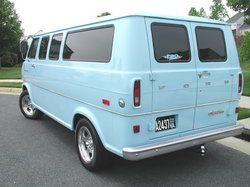 1974 Ford Econoline Club Wagon Van Images Ford Econoline E150
