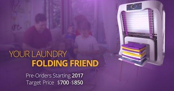 Foldimate Laundry Folding Machine Folding Laundry Folding Machine Folding Clothes