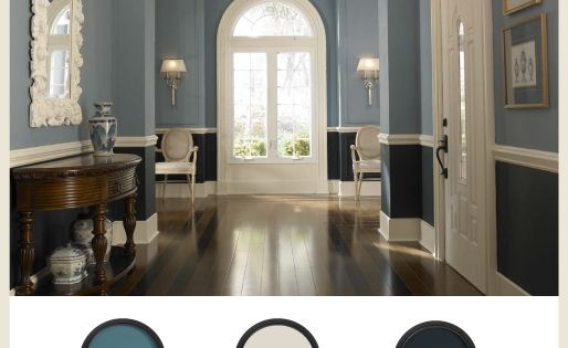 Behr Paint Waterscape Is Light Of The Blues Classic