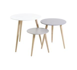 Set De 3 Tables Gigogne Fly Table Basse Gigogne Table