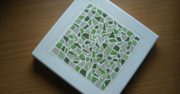 Comment faire de la mosa que facile comment - Faire de la mosaique ...