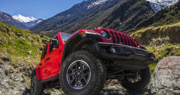 2018 Jeep Wrangler Rubicon Jeep Wrangler Rubicon