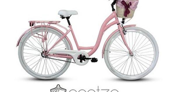 Damski Rower Miejski Goetze Style 28 3b Kosz 4 City Bike City Bike Basket Vintage Bikes
