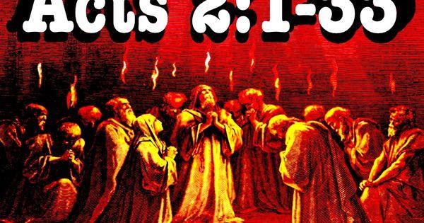 pentecost fire music