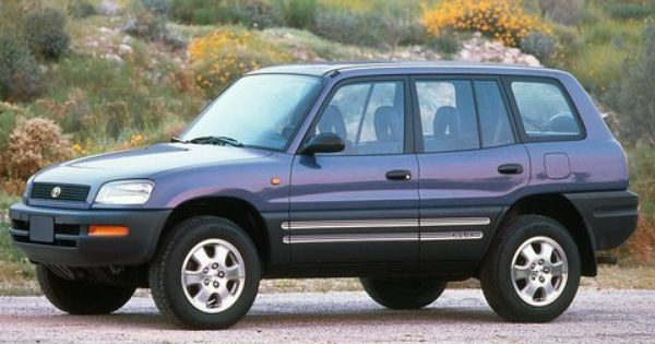 Toyota Rav4 1998 My First Car It S Black Car Toyota Rav4 Toyota Rav4