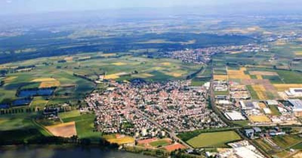 Biebesheim Am Rhein Germany Lived Here While We Were Stationed In Germany With The Most Beautiful View Of The Beautiful Places The Beautiful Country Trip