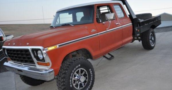 1978 Ford F150 Supercab 4x4 Google Search Chevy Pickup Trucks Ford Trucks Old Ford Trucks
