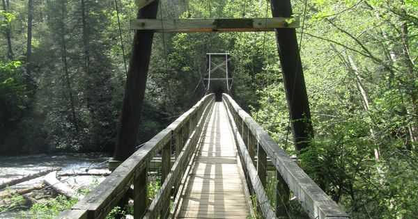 Sorry, that Hiking trails georgia swinging bridge