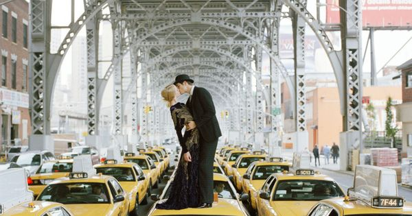 C/O Rodney Smith - A Kiss in New York