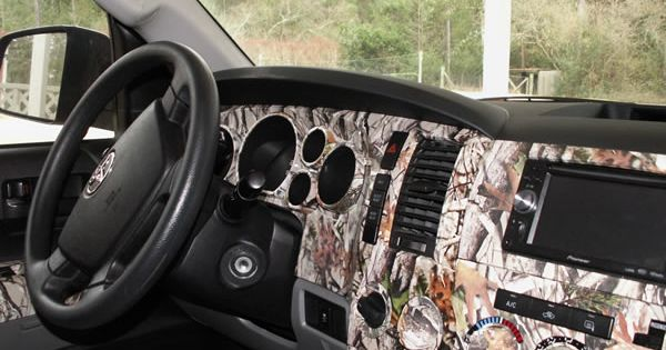 hydrographic truck console dash kits custom interiors pinterest consoles hydro dipping. Black Bedroom Furniture Sets. Home Design Ideas