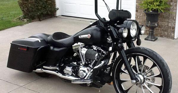 Harley Davidson Touring Models