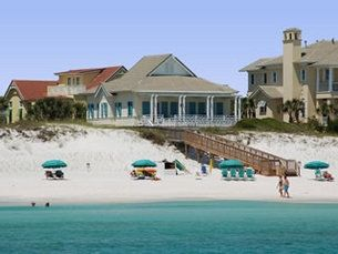 Pin By Angela Graziano On Amazing Ocean Views Florida Beach House Beachfront House Beach Houses For Rent