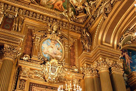 Foyer Des Arts Paris : Grand foyer opera house paris france travel been