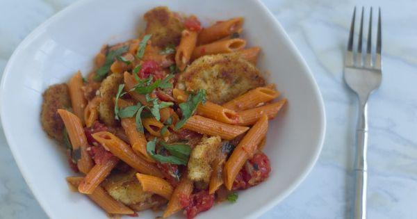 Cauliflower pasta, Cauliflowers and Pasta on Pinterest