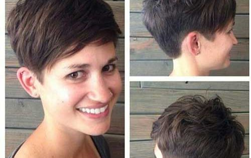 Best Short Hairstyles For Thick And Straight Hair