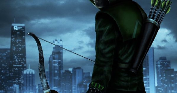 The Arrow by ezekiel47 on deviantART