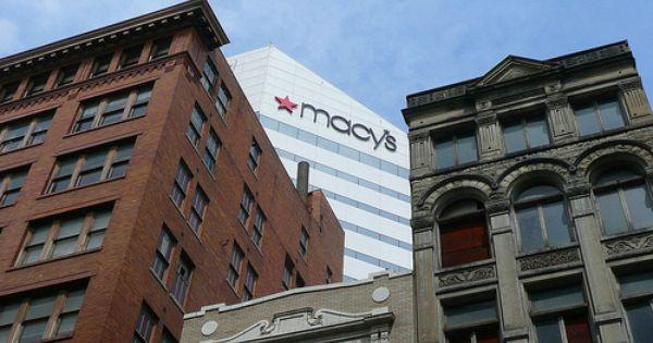 Cincinnati Oh Macy S Headquarters Cincinnati Ohio River City