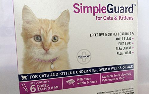 Simpleguard For Cats And Kittens Under 9lbs Be Sure To Check Out This Awesome Product This Is An Amazon Affiliate Link Cats And Kittens Cat Fleas Kittens
