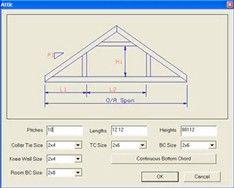 High Resolution Attic Trusses 7 Room In Attic Trusses Dimensions