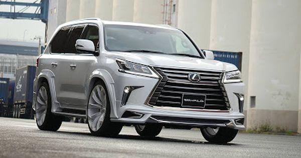 Gt Speed لكزس ال اكس 2016 معدل من شركة وولد إنترناشونال بلمسات مميزة Lexus Lx570 Lexus Luxury Cars Range Rover