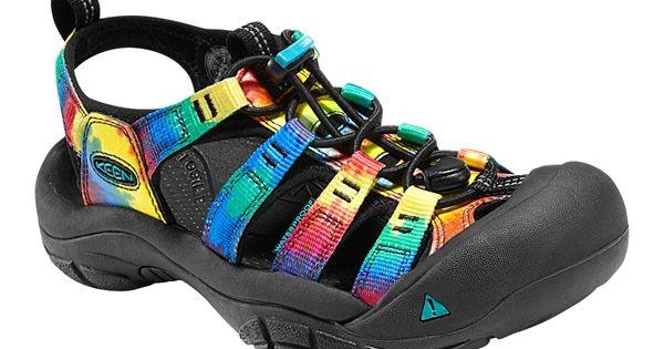 Keen Newport H2 100 In 9 12 Really A Tie Dye Shoe