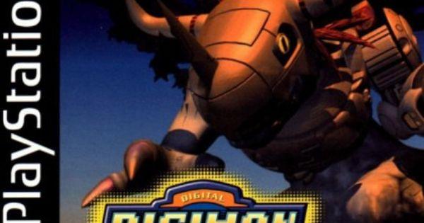Digimon World apk psx epsxe game Download,Digimon World iso