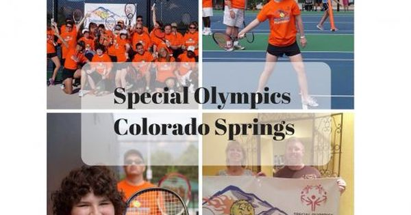 Programs Start For Abled And Differently Abled Kids At 2 Special Olympics In Colorado Springs Special Olympics Colorado Springs Moving To Colorado
