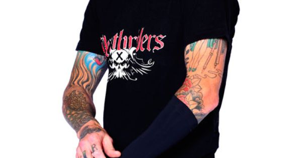 3 4 Tattoo Sleeve Cover: Ink Armor™ 3/4 Tattoo Cover Sleeve. Cover Up Your Forearm