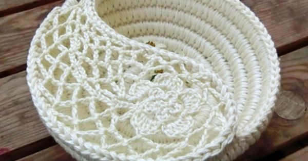 Free Crochet Pattern Yin Yang : 6