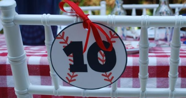 Baseball End Of Season Baseball Party Party Ideas Baseball Theme Party Baseball Party Baseball Theme Birthday
