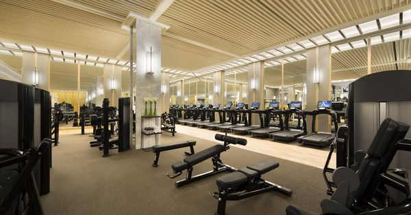 Jw mdss fitness jw marriott dongdaemun square seoul for Design hotel seoul
