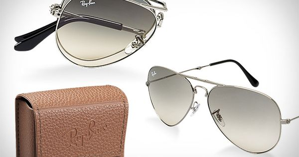 Rayban just made sunglasses even easier to transport!