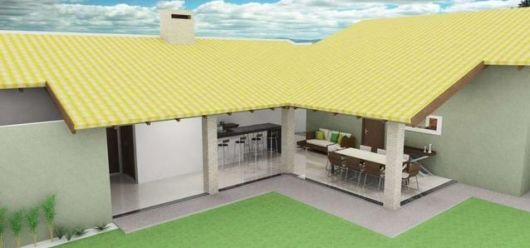 Resultado De Imagen Para Ediculas Modernas Edicula Em L Casas