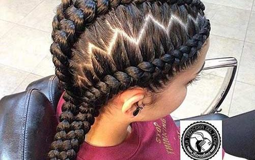 31 Best Ghana Braids Hairstyles Best Ghana Braids Ghana