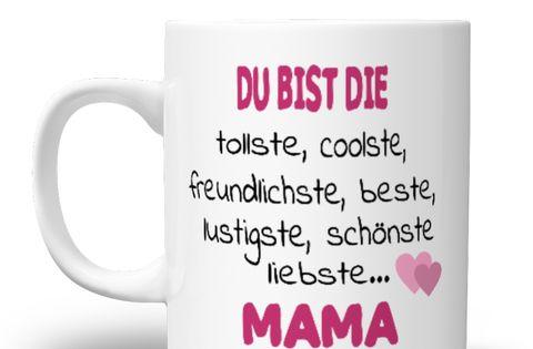 Tshirt Fur Die Beste Mama Der Welt Tasse Herz Bilder Geburtstag Geschenk Ich Hab Die Beste Mama Der Welt Spruche Stuff To Buy Shirts Create