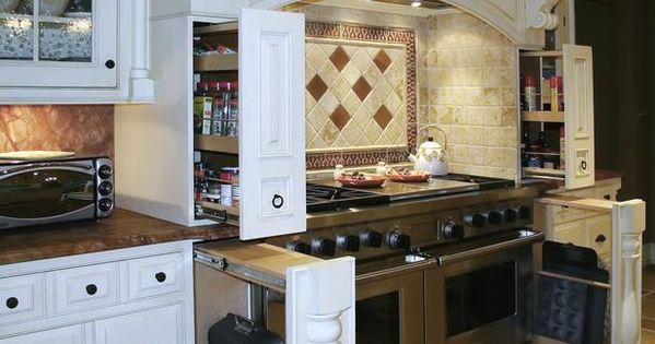 Kitchen stove to die for!