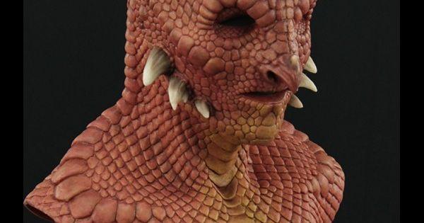 Viper The Reptile Dragon Cfx Silicone Masks Pinterest