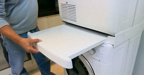 Buy Wpro Sks100 Laundry Stacking Kit With Shelf Free