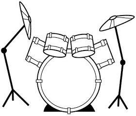 Instrumentos Musicais Desenhos De Instrumentos Musicais