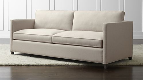 Dryden Sofa Sleeper From Crate Barrel Sleeper Sofa
