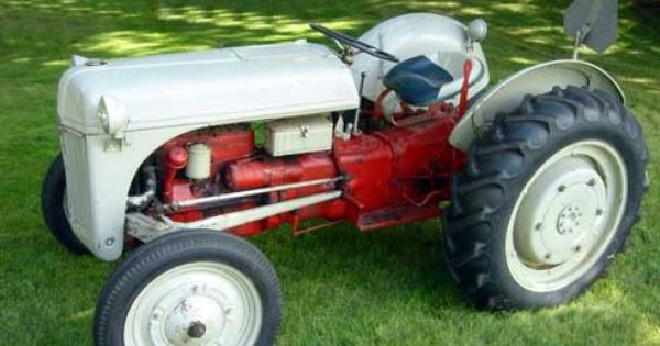 Where is the serial number on a Farmall tractor?
